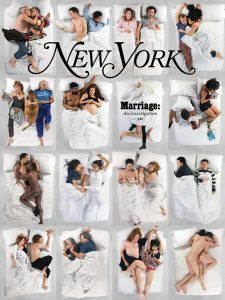 Dr. William Ryan's couples counseling session, as featured in New York Magazine